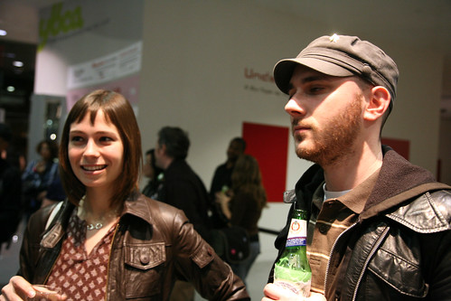 Veronica Belmont & Ryan Block