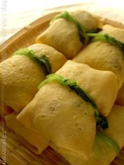 chakin-sushi/zushi茶巾ずし - by cava_cavien