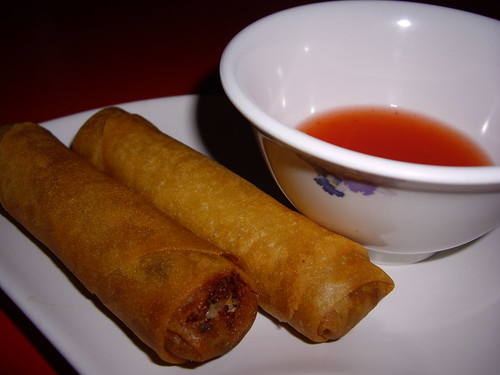 Ha Long Bay Vietnamese Egg Rolls