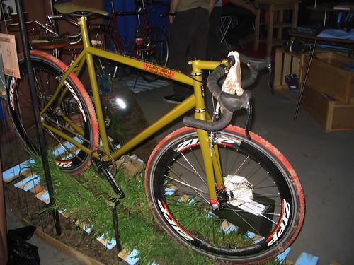 vanilla cross racer