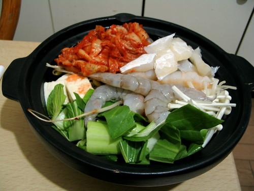 kimchi name ingredients