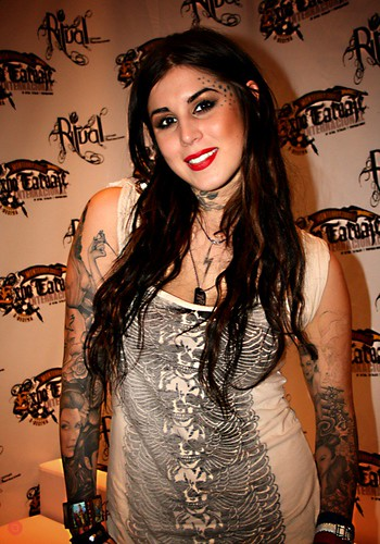 famous tattoos. the famous tattoo girl