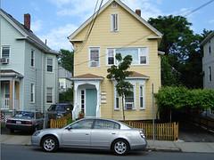 Derek Fenner's old House, Sommerville, MA