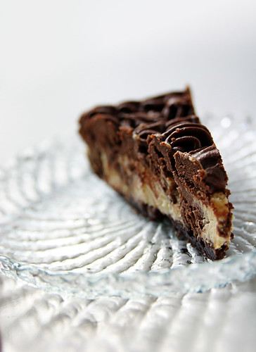 Mocha-Orange Cheesecake