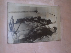 Photo of torture victim