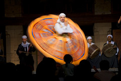 Egyptian Whirling Dervish