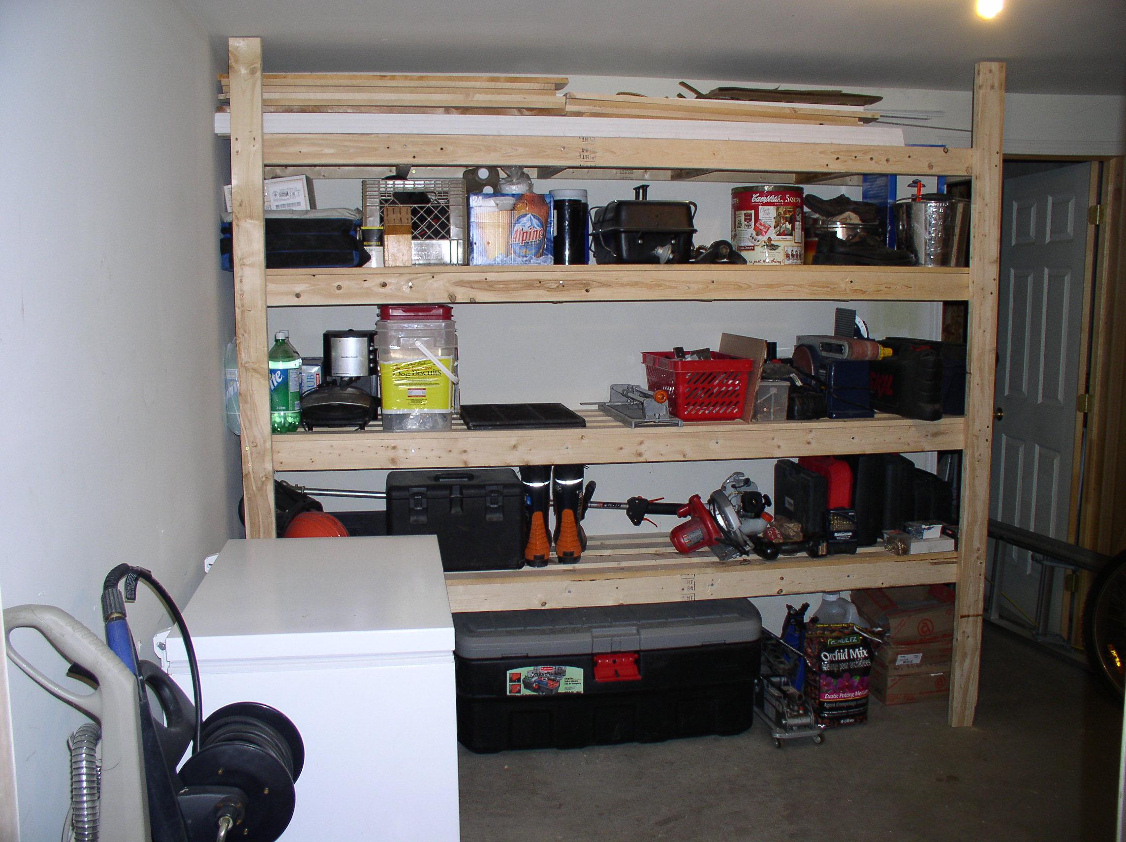 Darrell's Shelves