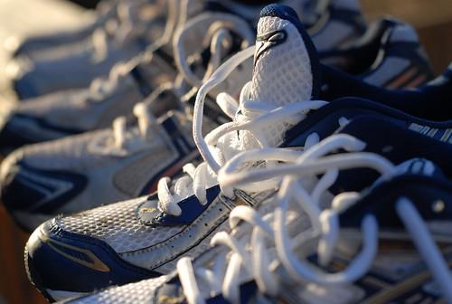 Vancouver marathon training