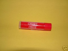 avon cherry lip balm
