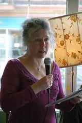 Marie Cholette (www.nochesdepoesia.com) Tags: reading poetry montral unesco dialogue poets posie poetas poesa autores tableronde auteurs noches