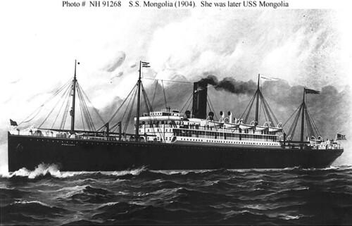 USS Mongolia