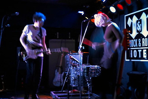 Raveonettes by furcafe