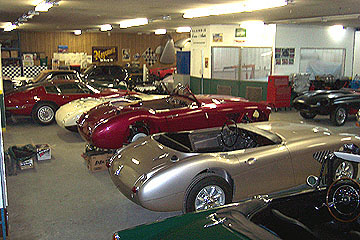 Luxury Car Auto Shop