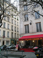 Rue d'Ormesson Apartment in the Marais, St Paul
