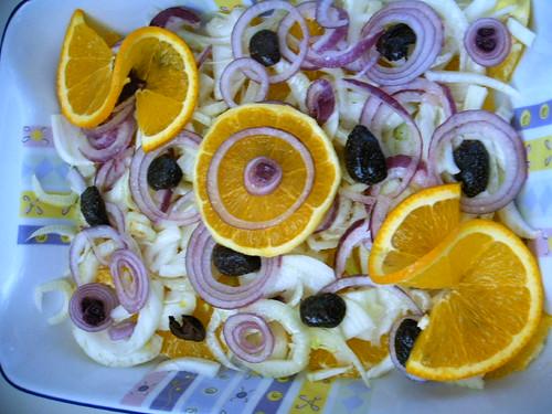 Rezene Salatası