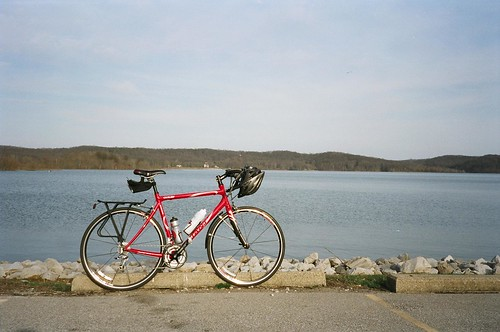 Bike at Fairfax (Lake Monroe)