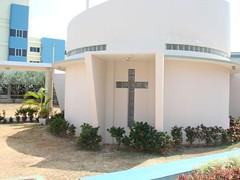 La Capilla en el hospital nuevo   Aguadulce, Panamá