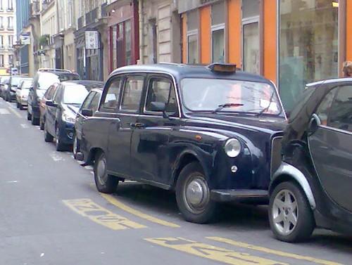 Taxi londonien
