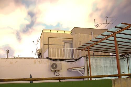 HDR al terrat