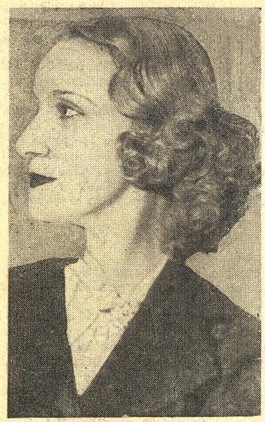 Brunilde Judice, 1944