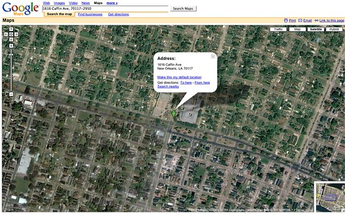 Google Under Fire For Showing Pre Katrina New Orleans Images