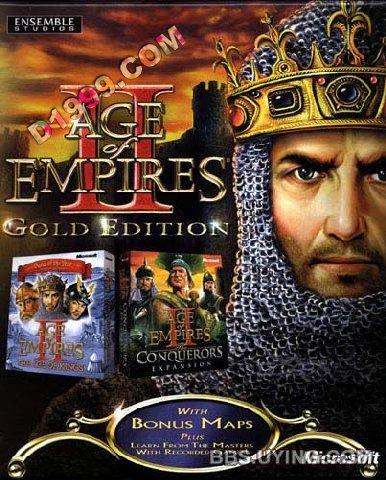 游戏名称:帝国时代II   英文名称:AGE OF EMPIRES II THE...