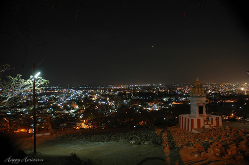 Hosur by Night