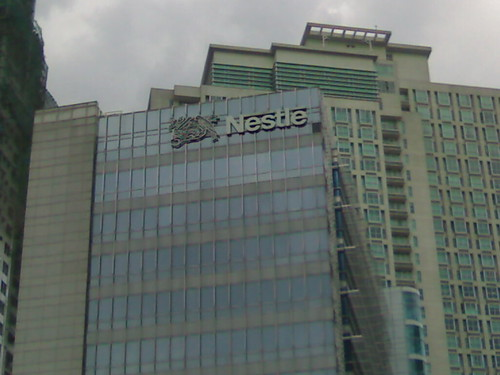My Nestle Building