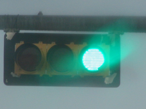 The Green Light Haze