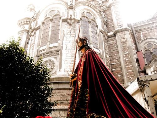 ענקים בחגיגות לה-מרסה בברצלונה