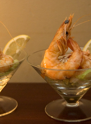 got your prawn f*cking cocktail