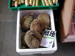 Durians (Michiel2005) Tags: london chinatown durian londen doerian