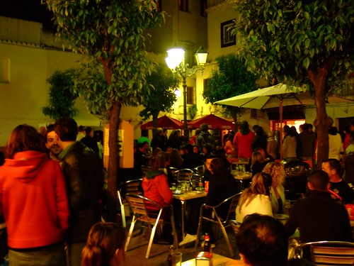 Tarifa nightlife