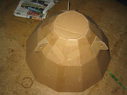 Parvati cooker construction