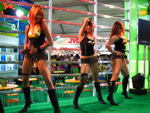 Disabled thai teen hottest dance