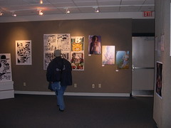 You Don't Need to Know My Name! (otherheroes) Tags: eye art comics other african exhibition american comix heroes trauma