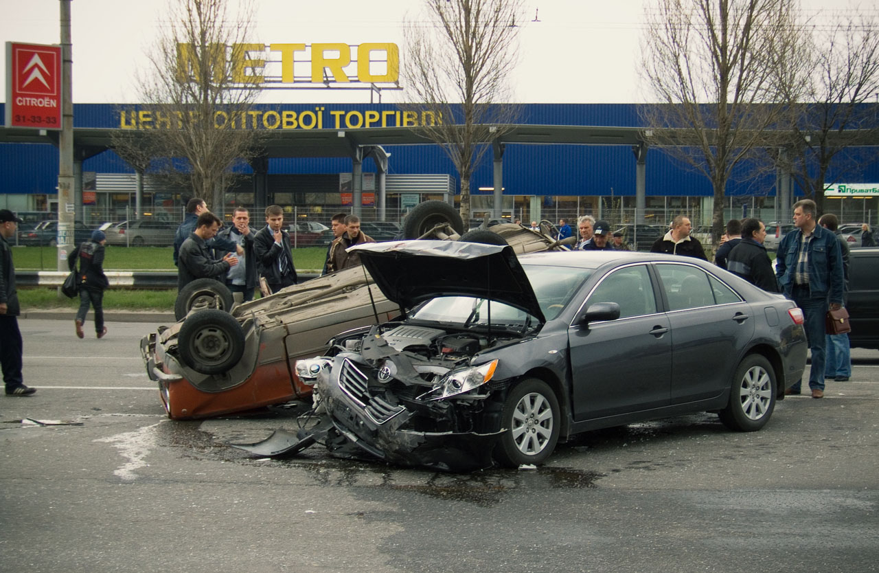 Toyota Camry Crash Who S Been In An Accident Toyota Nation