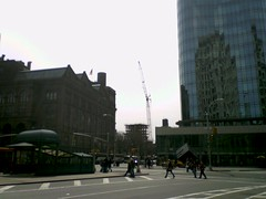 Cooper Square in April of 2007