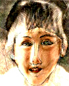 my child self - modigliani