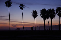 Venice Beach (Of light) Tags: california venice beach night