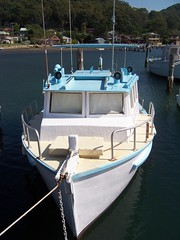 Bellbird Star Hardys Bay (Spikebot) Tags: boats australia nsw walkies brisbanewater pc2257 auspctagged brokenbay hardysbay