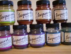 Jacquard dyes