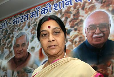 Sushma Swaraj: Better BJP president
