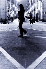 (pk69) Tags: blue people torino piazzacastello passanti viagaribaldi vpervendetta