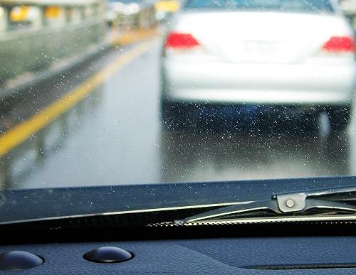 昨天洗車今天下雨