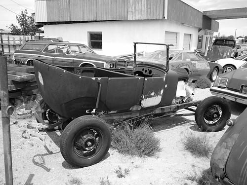 Via Coop - '27 Model T Touring