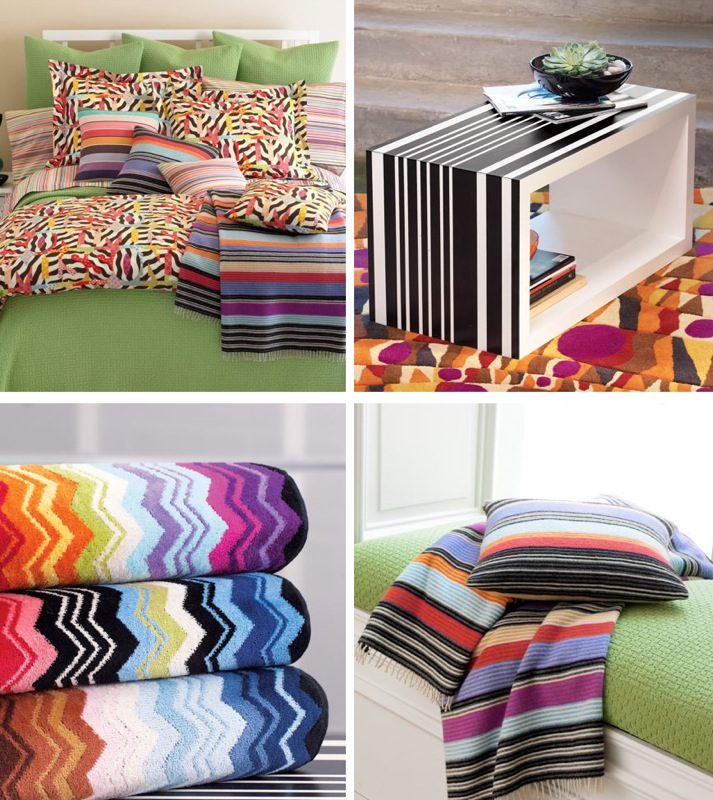 Missoni Home at Neiman Marcus