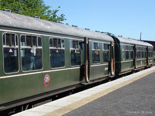 Wensleydale Railway 列車