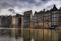 Amsterdam Homes and a Little Pot Shop (Stuck in Customs) Tags: pictures old houses homes windows favorite motion water netherlands colors amsterdam clouds river painting boats photography lights boat canal nikon colours photographer cloudy photos union d2x shapes images dirty best pot dirt attractive mysterious pro neighbors drama hdr movements mostviewed highquality overwhelming terasses stuckincustoms treyratcliff soetop50spotsfordaydreamers