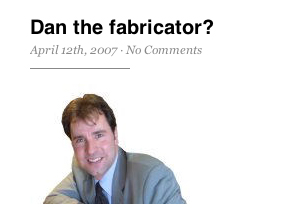 Dan the fabricator
